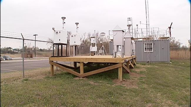 Oklahoma Continues To Monitor Radiation Levels After Japan Disaster