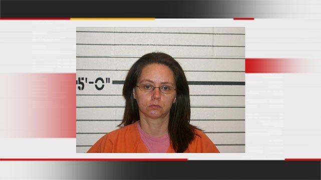 Mannford Mother Arrested After Husband Jailed For Using Sons To Make Meth
