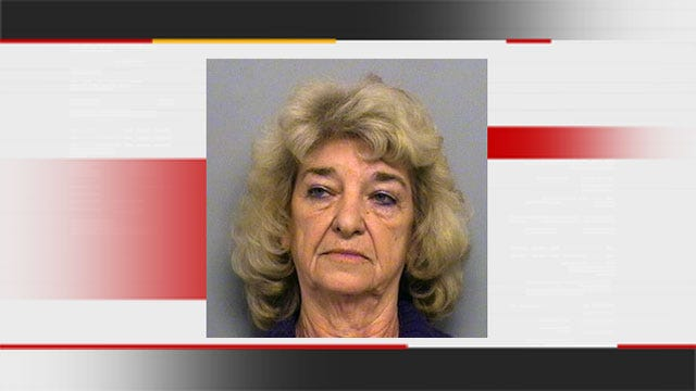 Tulsa County Woman Arrested, Accused Of Firing Gun At Neighbors
