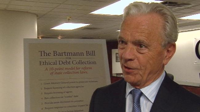 Bill Bartmann Pushes For Reformed Oklahoma Debt-Collection Laws
