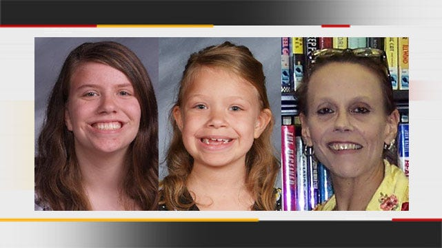 Community Remembers Mother, Daughters Killed In McAlester Fatal Fire