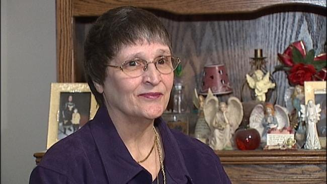 Tulsa Woman Wants To Donate Collection Of Angels