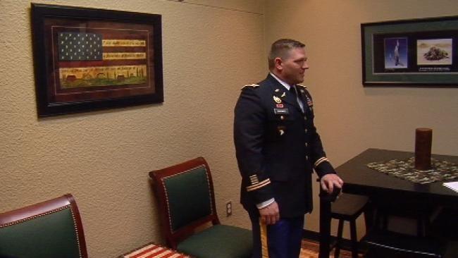 ORU Dedicates Lounge To Veterans