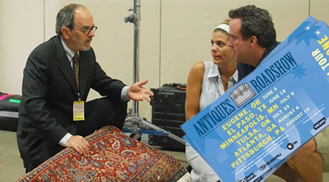 Make Ticket Applications Now For Antiques Roadshow Tulsa Stop