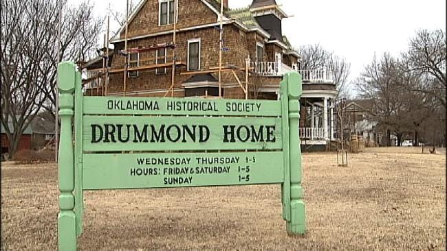 Oklahoma's Own: History Comes Alive At Drummond Home In Hominy