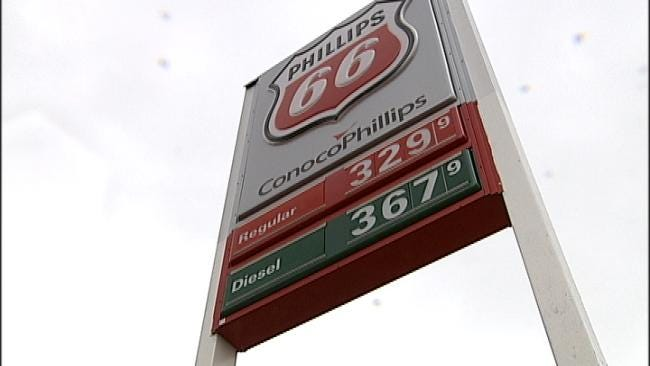 Rising Gas Prices Forcing Oklahomans To Cut Back