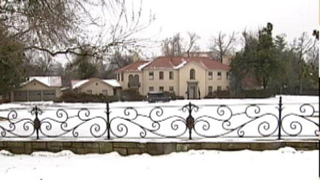 Tulsa Mansion Belonging To Former Arrow Trucking CEO To Be Auctioned Off