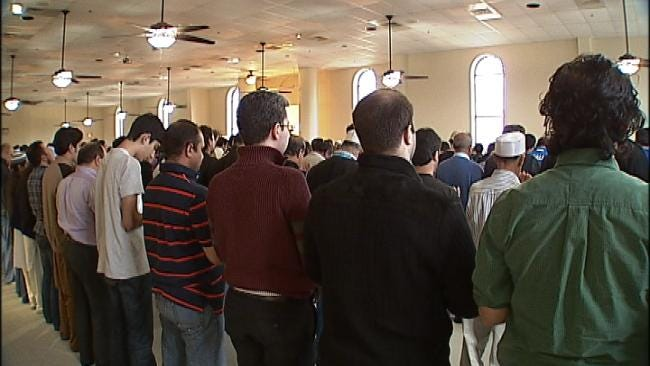 Tulsa Mosque Holds Appreciation Day Amid Police Controversy