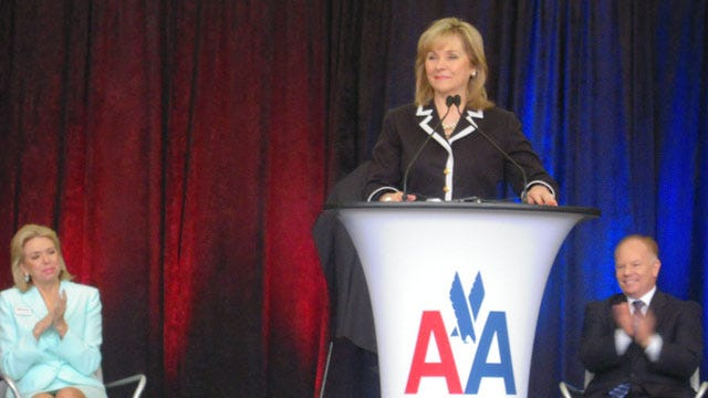 Tulsa Tech Gets Retired American Airlines MD-80