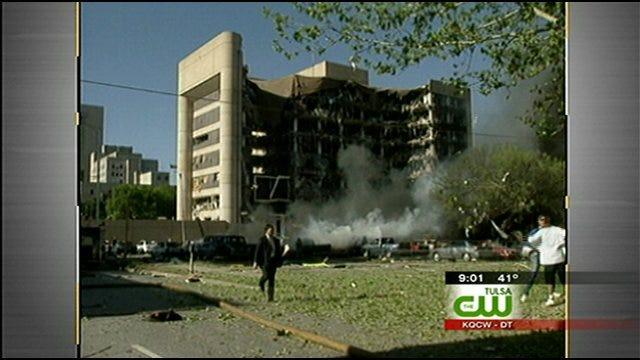 Oklahoma City Bombing Getting Hollywood Treatment