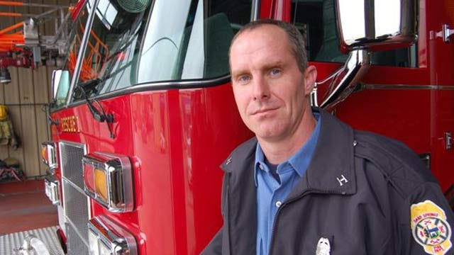 Sand Springs Names Interim Fire Chief As Search Continues For New Chief