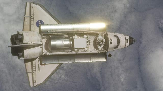 Space Shuttle, Space Station To Give Oklahoma Rare Sight