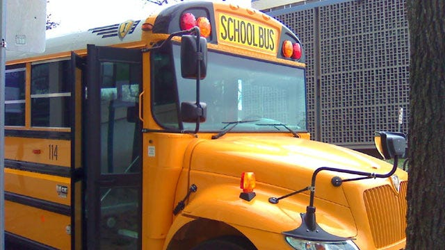Tulsa Police: Driver Assaults Wife On New School Bus Headed Out Of State