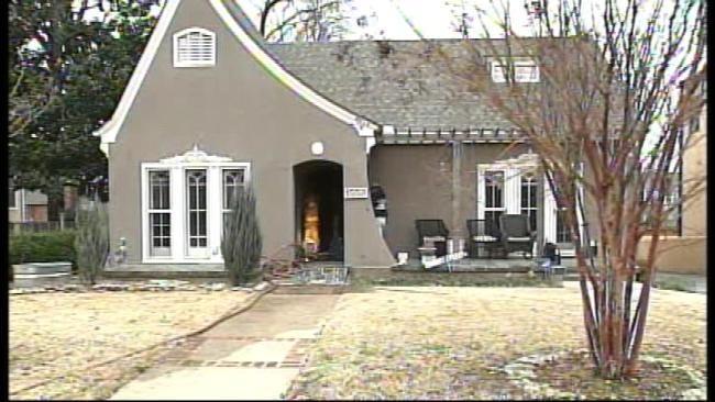 Tulsa Woman Dies In Midtown House Fire