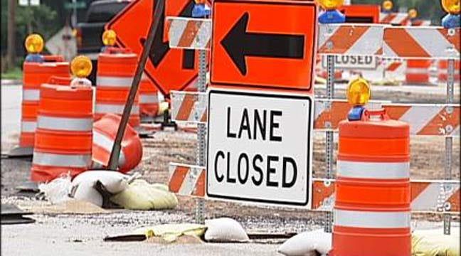 Waterline Work To Close Part Of Tulsa Street