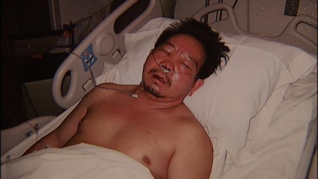 Vinita Man Beaten After Running Over Dog