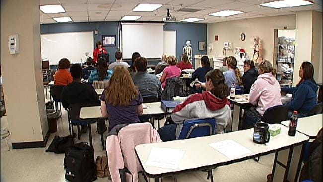 Oklahoma College Students At Risk Of Losing Financial Aid