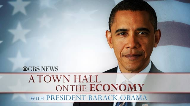 Ask President Obama A Question About The Economy