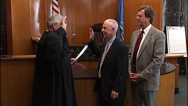 City Of Tulsa's New City Auditor Now On The Job