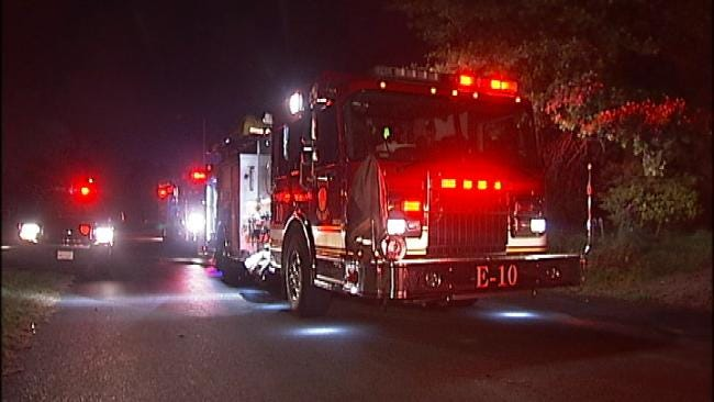 Fire At Vacant Tulsa House Called Suspicious