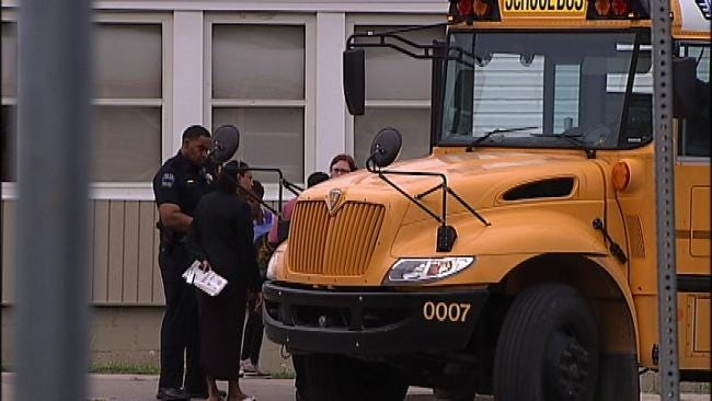 Toy Gun Confiscated From Tulsa Public School 9-Year-Old