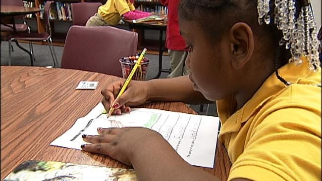 Education Proposals Head To Oklahoma Governor's Desk