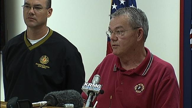 Tulsa Firefighters Union To Fight Order Prohibiting City Employees From Campaigning