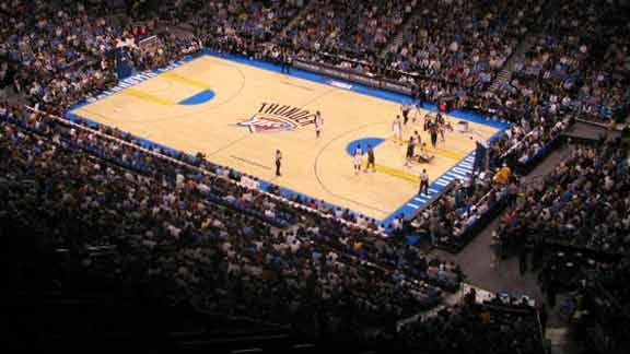 2011-12 Thunder Season Tickets on Sale Tuesday