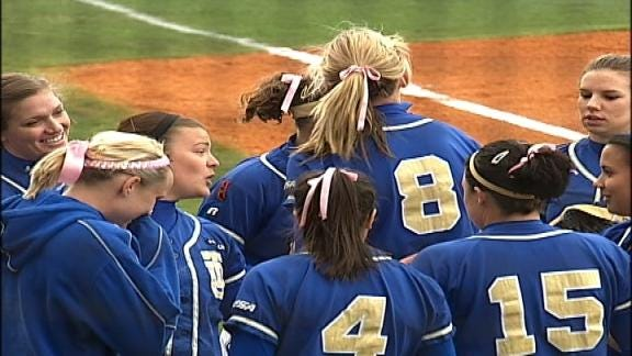 Aimee Creger Throws No-Hitter in Tulsa Blowout