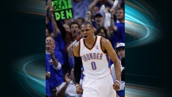 All You Need to Know: Game 2 of Thunder Playoffs