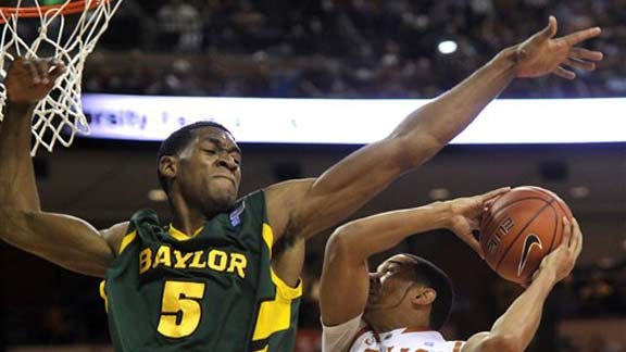 Baylor Bears without Perry Jones