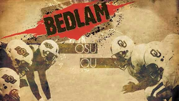 Bedlam Football Game Moved to December