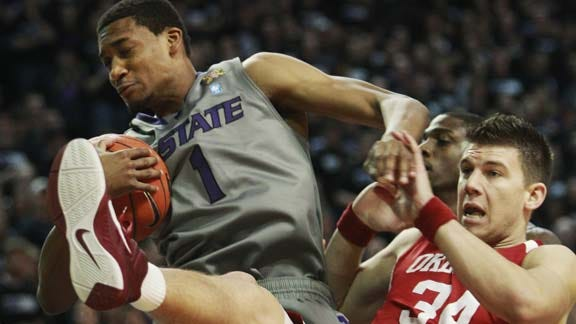 Big Second-Half Run Dooms OU against Kansas State