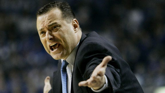 Billy Gillispie Hired at Texas Tech