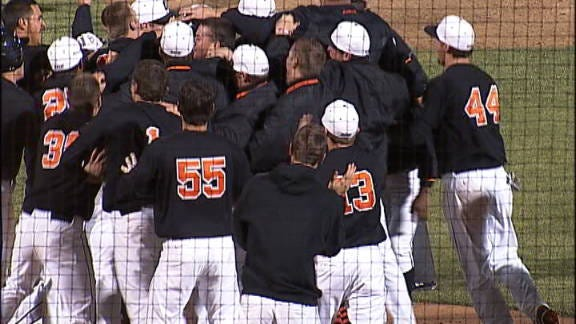 Cowboys Win Bedlam Series with Another Walkoff