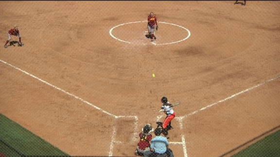 Cowgirls Lose Conference Opener in Battle of Home Runs