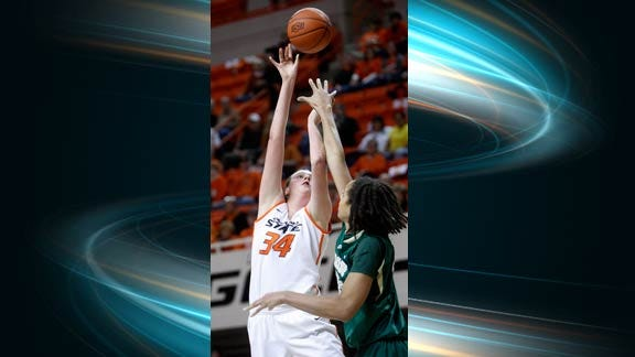 Cowgirls Unable to Hang With No. 1 Baylor