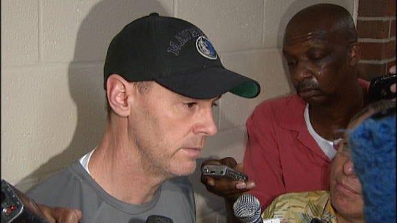 Dallas Mavericks Discuss Game 4 in Oklahoma City