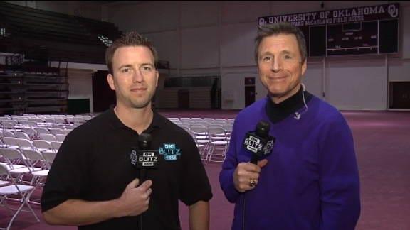 Dean's Vlog: Kruger Well-Respected in Basketball Community