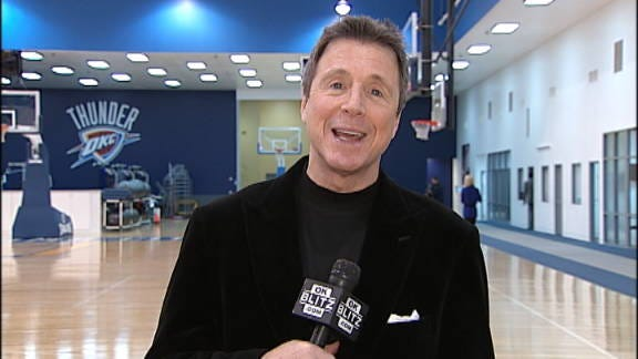 Dean's Vlog: Thunder Scores Big with Perkins