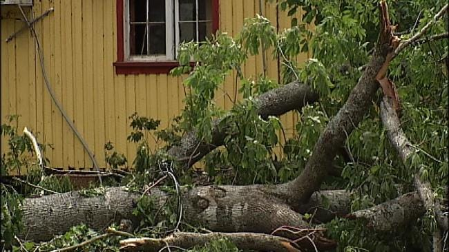 Delaware County Campground Reeling From Third Round Of Severe Weather