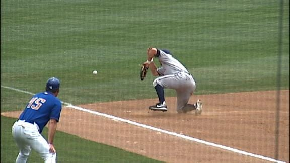 Drillers Blow out Northwest Arkansas