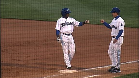 Drillers Get Second Straight Walk-Off Win With Home Run