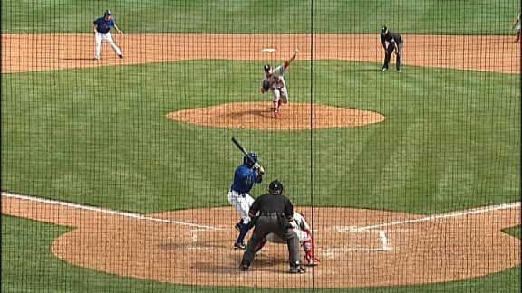 Drillers Pull Off Ninth-Inning Comeback to Top Springfield