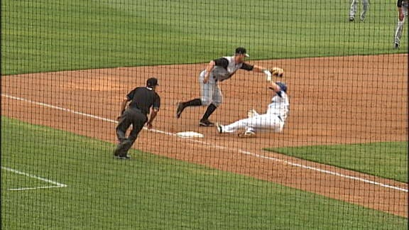 Drillers Top San Antonio in Come-From-Behind Victory