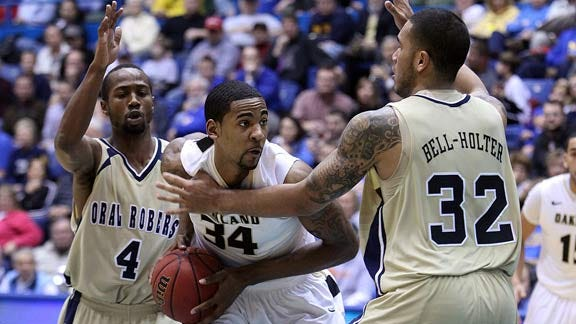 Golden Eagles Miss Out on NCAA Tourney Bid