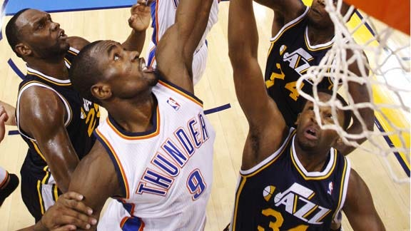 Ibaka to Compete in NBA Rookie Challenge and Youth Jam