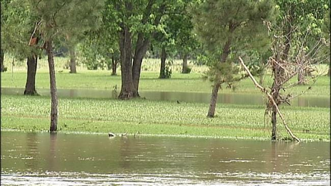 Illinois River Flooding Washes Out Holiday Weekend Plans