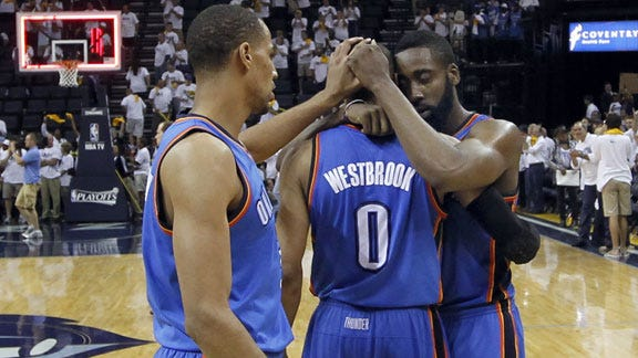Little Things Make Big Difference for Thunder