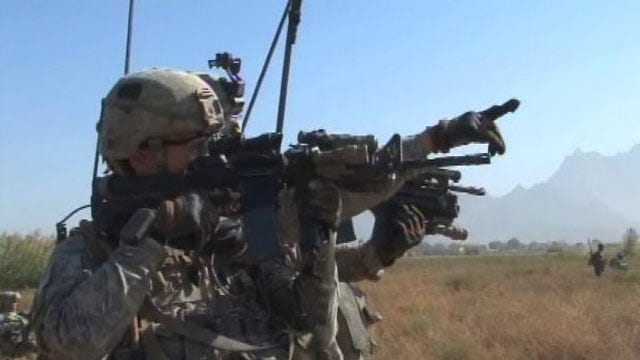 New Laws Aimed At Helping Oklahoma Military Members And Their Families